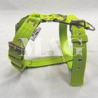 VP4. Zelený vodiaci postroj