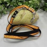 VV2. Kvetinkové oranžové vodítko